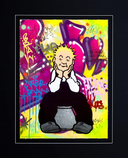 Sleek Studio_A'Bodys Wullie_21x15_31x25.5