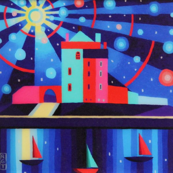 Ross Grant Thomson_Broughty Ferry Starlight_unframed