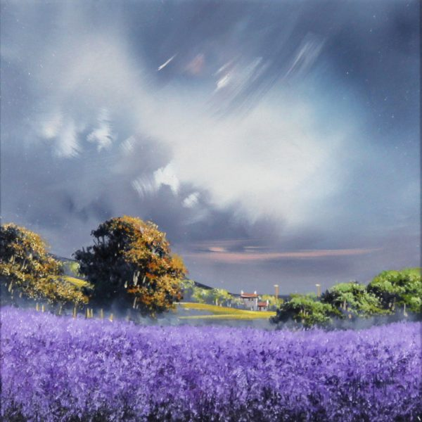 Allan Morgan_Harvest Purple_Oils_12x12_23.25x23.25_2019 unframed