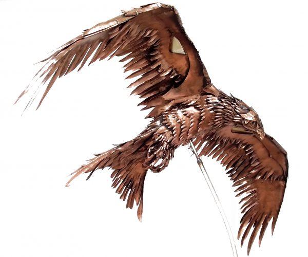 Ean Dawbarn_Red Kite (I)_Copper_850 1