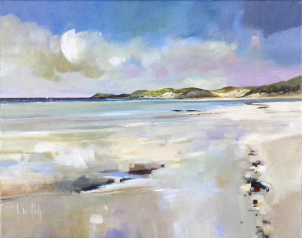 Kate Philp_Balnakeil Bay_Oil_16x20_950