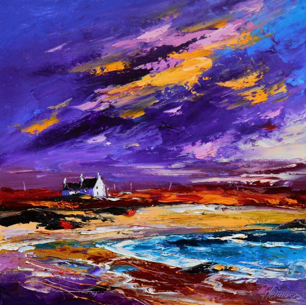 3.Autumn Storm, Gott Bay, Tiree
