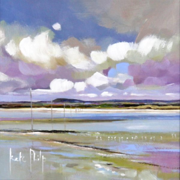 Kate Philp unframed 3)_Pilgrim's Way, Lindisfarne_7.5x7.5_16.5x16.5