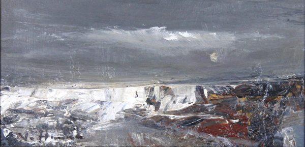 Nael Hanna_North Sea Greys (I)_6x2_12.5x18.5_unframed_1300