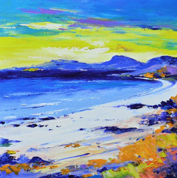 2.Sunset, Horgabost Beach, Harris
