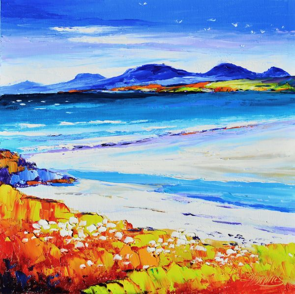 4.Autumn, Seilebost Beach. Harris