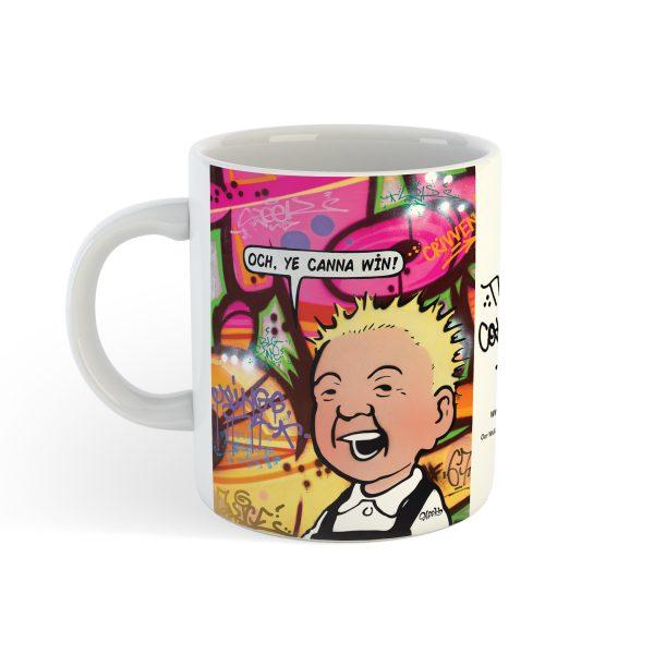 Braw Wullie Mug