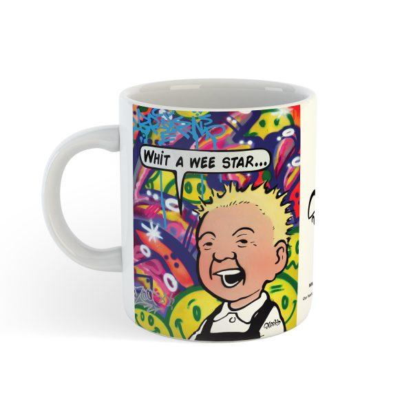 Wee Star Mug