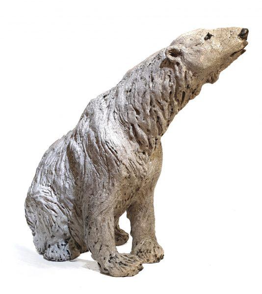 Polarbear, Raku Ceramic, £995