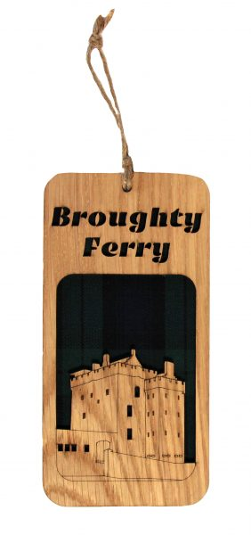 black watch# ferry plaque