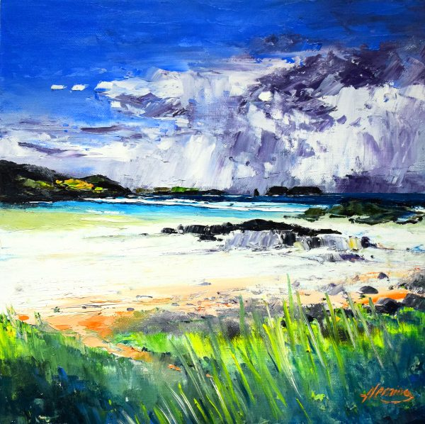 4.Passing Summer Storm, Bosta Beach, Lewis