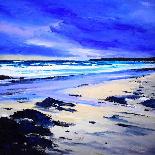 6.Deep Evening Light, Ness Beach, Lewis