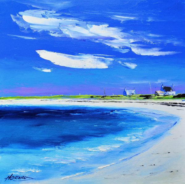 7.Summer at Balephetrish Bay, Tiree
