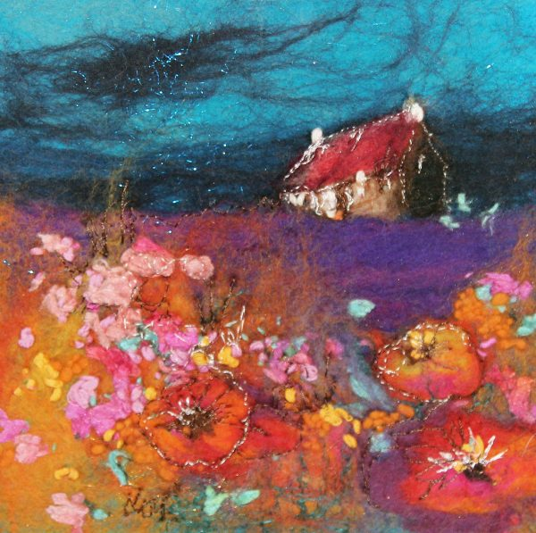 Moy Mackay_At Poppy Meadow_£195_6.5x6.5_10x10