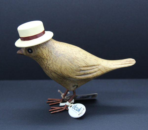 garden bird cream hat 2