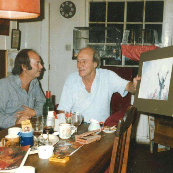 Roald Dahl & Quentin Blake