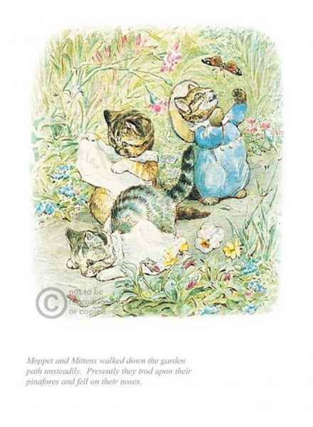 Moppet & Mittens