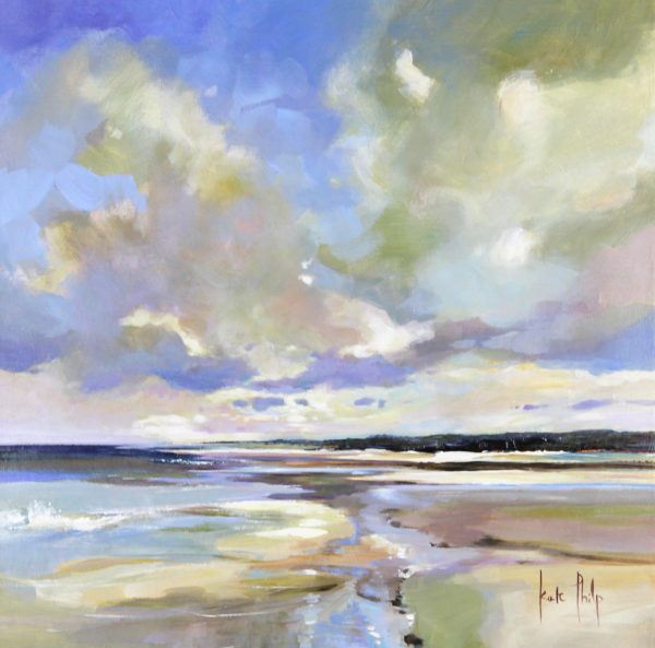 Evening Tide, Broughty Ferry_650_20x20_unframed