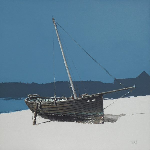 Iolair, Tarbert (size 24 x 24 inches)