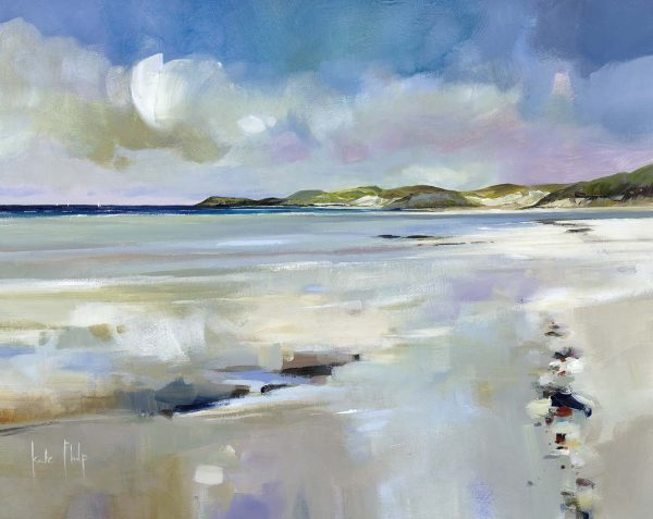 Light Over Balnakeil Bay_17.5x13_Open Edition