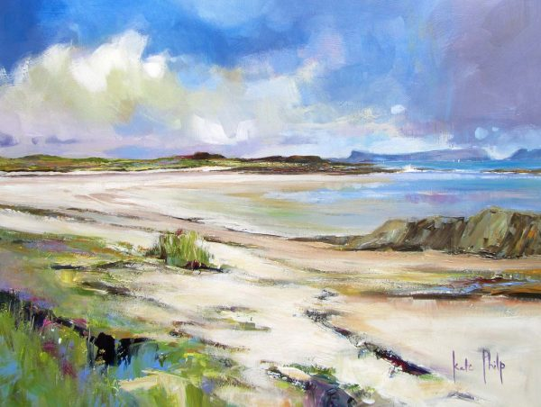 Traigh, Arisaig_18x13_Open Edition