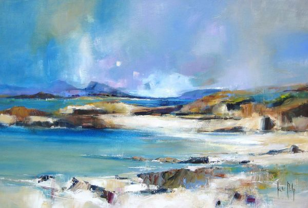 Sanna Bay, Ardnamurchan_17.5x13_Signed Limited Edition Print