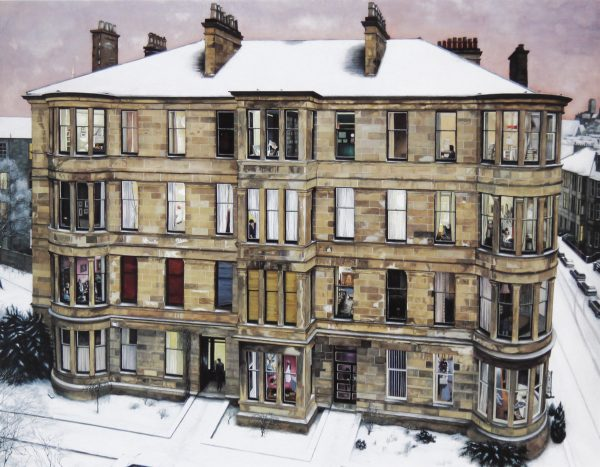 Avril Paton_Windows in the West_Print. Open Edition_Unframed 19x15_Framed 17.5x21_35_90_print
