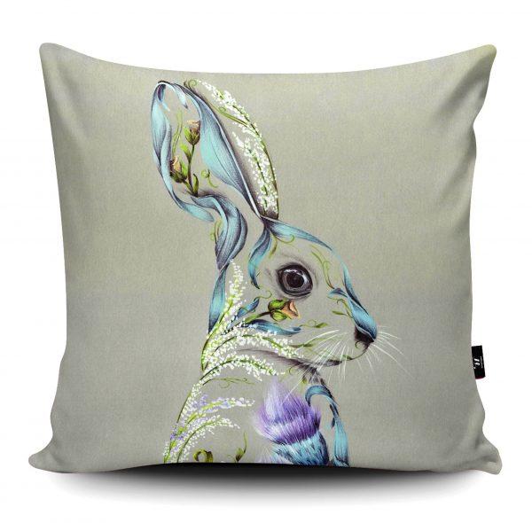 Rustic Hare_Cushion_16x16_27.99
