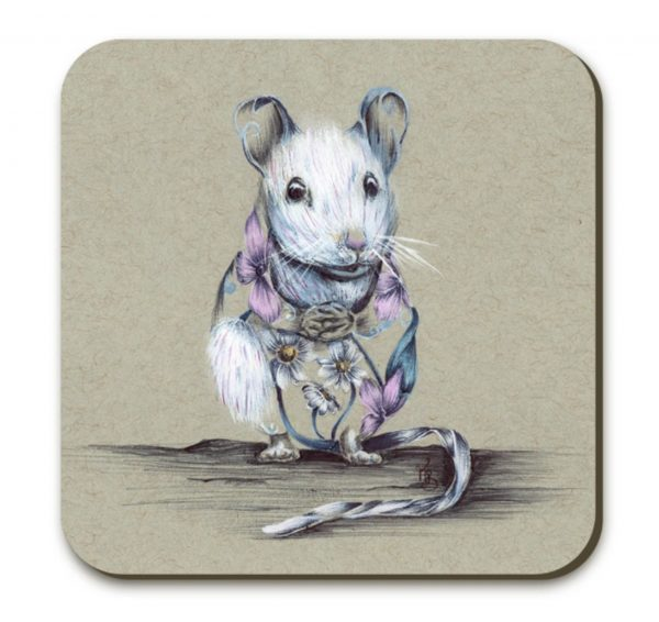 Rustic Mouse_Coaster_4x4_3.99