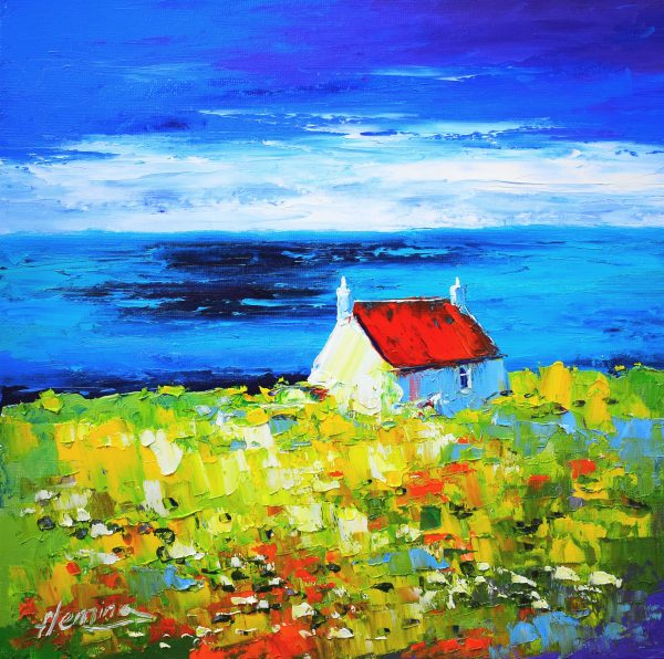 5.Cottage by the Sea, West Lewis