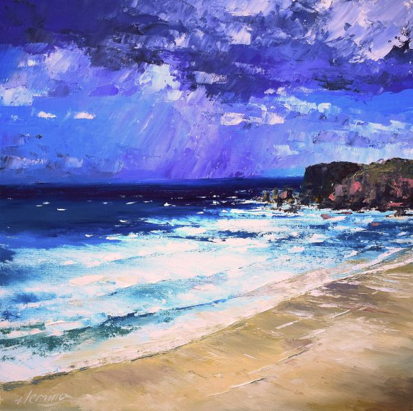 6.Passing Coastal Storm, Dalmore Beach, Lewis