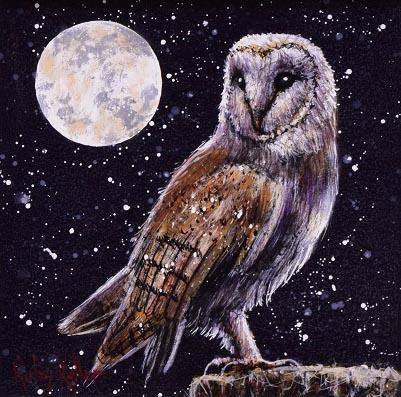 Ruby Keller_The Night Watch_10x10_18x18_450_Unframed